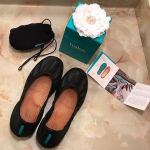 Black Matte Tieks Size 7, Like New